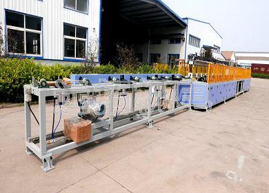 钢棒/圆钢热处理调质生产线