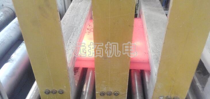 技术的jing争让智能化gang板热zhasheng产线升级