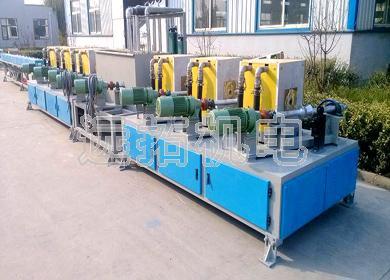 钢bangbang料热处理调质生产线