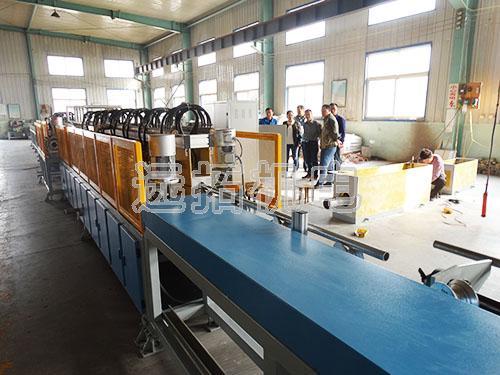 钢管调质生产线