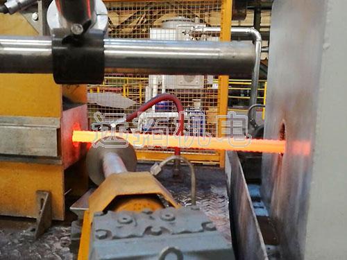 带le钢筋热处理生产线