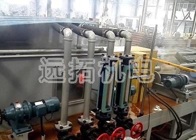 shi油管道焊后re处理生产线制造商